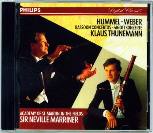 Klaus Thunemann, Hummel/Weber