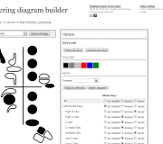 Fingering diagram builder v0.2