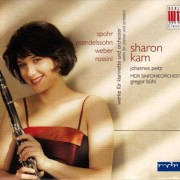 Sharon Kam: Works for Clarinet and Orchestra