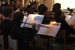 orchestral flutist