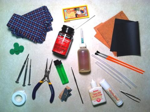 simple repair tools