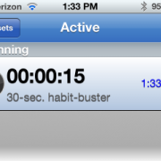 A looping timer, using the Elapsed app
