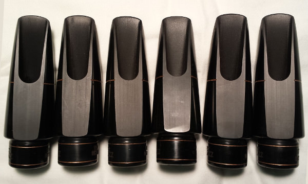 L-R: two each of the D5M, D6M, and D7M. Click for higher resolution.